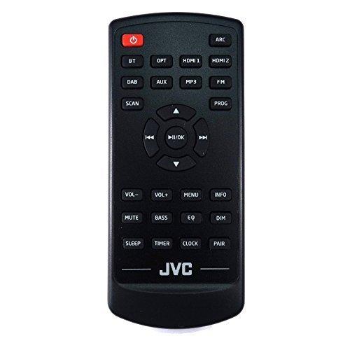 JVC TH-WL701B Soundbar-Fernbedienung