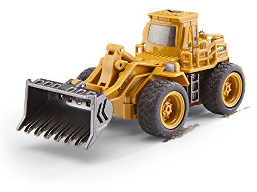 RC Auto kaufen Baufahrzeug Bild 4: Revell Control 23494 RC Baufahrzeug Radlader, 27MHz, Akku ferngesteuertes Auto, gelb-orange, 12,5 cm*