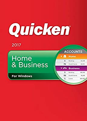QUlCKEN Home And Business 2017 for Windows - Permanent- No Subscription needed