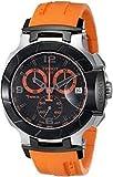 Tissot T-Race Reloj cronógrafo para hombre con esfera negra (Modelo: T0484172705704) tissot