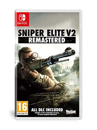 Sniper Elite V2 Remastered Nsw - Nintendo Switch