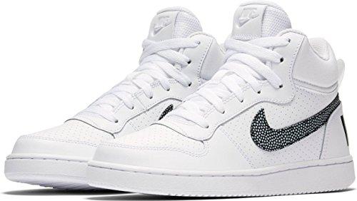 Nike Schuhschrank Court Borough MID, weiß, 38.5