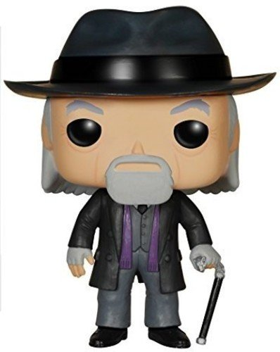 Funko - Figurine The Strain - Abraham Setrakian Pop 10cm - 0849803063160