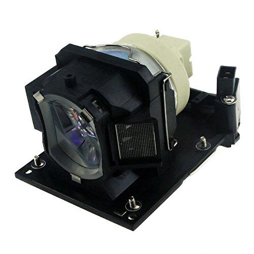 Lanwande DT01021 Projektorlampe Ersatz für HITACHI CP-X2010 / CP-X2010N / CP-X2510 / CP-X2510E / CP-X2510EN / CP-X2510N / CP-X3010 / CP-X3010E / CP-X3010N / ED-X40 / ED-X42 Projektoren/Fernseher
