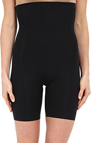 Spanx 10006R-VERY S Slip Modellanti, Nero (Very Black 0), 36 (Tamaño del Fabricante:S) Donna