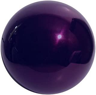 VCS PRP12 Mirror Ball 12-Inch Purple Stainless Steel Gazing Globe