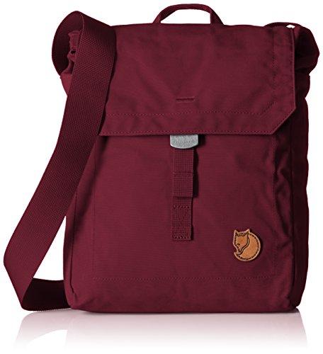 Fjällräven Tasche Foldsack No. 3, Dark Garnet, 30 x 25 x 7 cm, 6 Liter