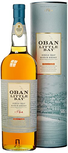 Oban Little Bay Single Malt Whisky (1 x 1 l)