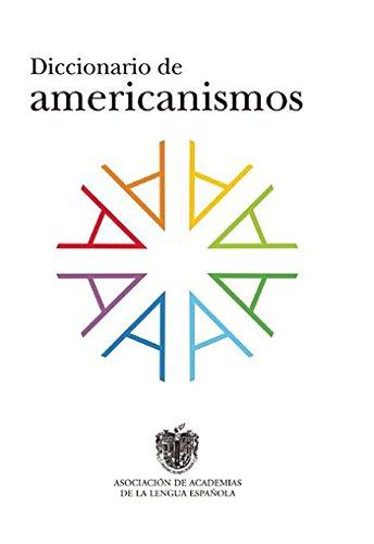 Diccionario de americanismos (Diccionarios RAE)