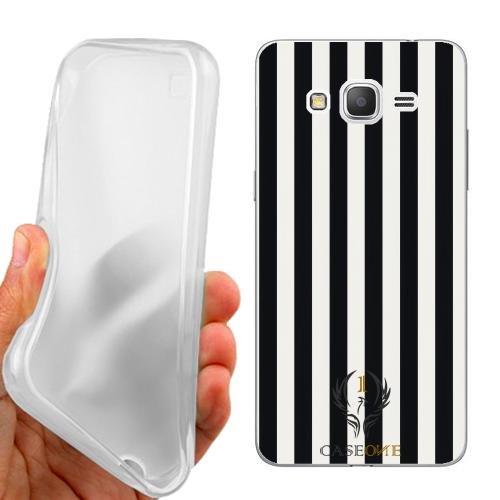 Custodia Cover Case Juventus per Samsung Galaxy Grand Prime G530H