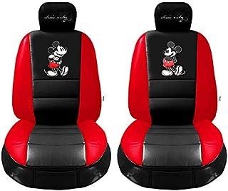 Fundas de asiento de coche Mickey Mouse (edición limitada superior)