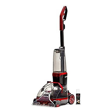 Rug Doctor FlexClean Machine; Lightweight, Easy-Maneuver, All-in-One Floor Cleaner Uses One Solution for Both Carpet and Sealed Hard Floors; Powerful Suction for Deep Clean, Routine Use and Quick Dry
