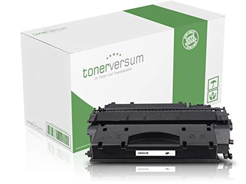 XXL Toner kompatibel zu HP CE505X 05X Schwarz Druckerpatrone für Laserjet P2055 P2035 P2055d P2055dnP2053d P2054x P2056dn Laserdrucker