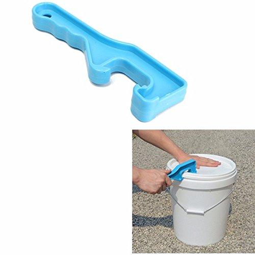 MASUNN ABS Plastic Gallon emmer Pail verf kan deksel Opener Opening Tool
