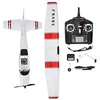 RC飛行機、2.4GHz3チャンネルマイクロリモコン固定翼RC航空機CESSNA‑182おもちゃに適合