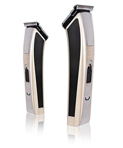 Kemei Original Kemei Km-5017 Rechargeable Professional Hair Trimmer for Men, Women – Multicolor