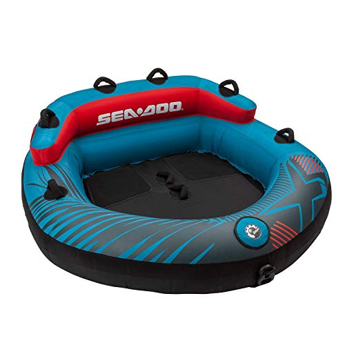 Buy Discount Sea-Doo Two-Person Two-Way Sit-In Tube