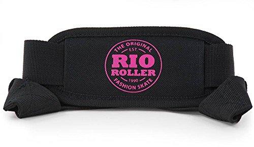 Rio Roller Carry Strap Tragegurt für Rollschuhe schwarz-pink schwarz-pink, standard