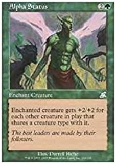 Magic: the Gathering - Alpha Status - Scourge