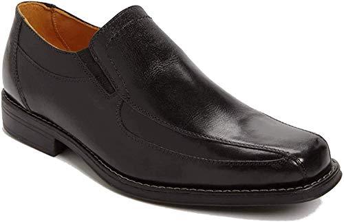 Sandro Moscoloni Berwyn Tan Leather Venetian Loafer - 11D