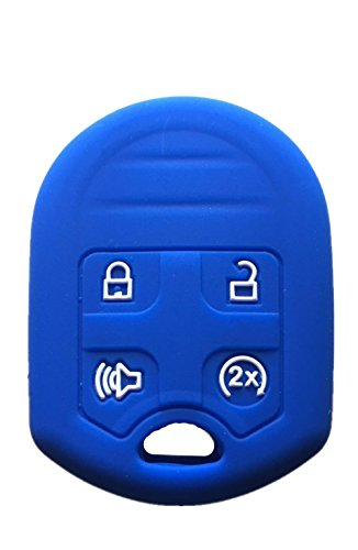 Rpkey Silicone Keyless Entry Remote Control Key Fob Cover Case protector Replacement Fit For Ford Expedition F150 F250-350 Lincoln Navigator 164-R8073 CWTWB1U793 -  Kenwood, GJ11005B
