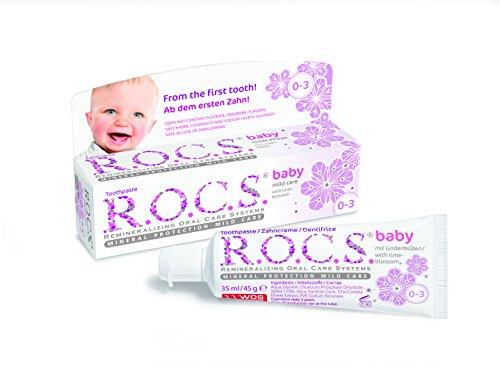 R.O.C.S. Baby Zahnpasta 35ml/45g