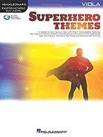 Superhero Themes for Viola: Instrumental Play-Along