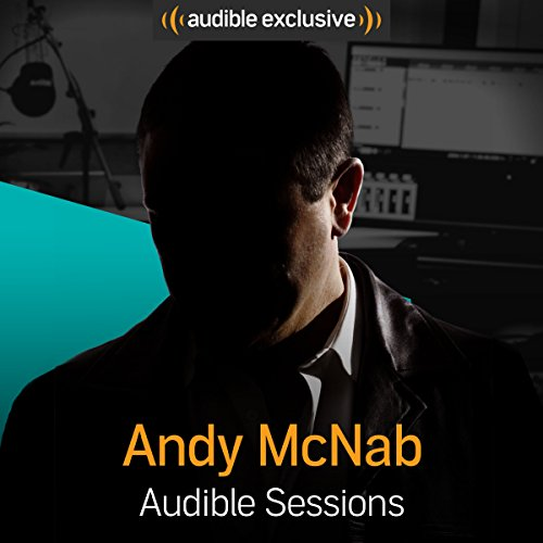 Andy McNab audiobook cover art