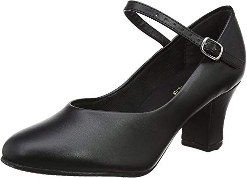 So Danca Ch52, Damen Step Tanzschuhe, Schwarz (Black), 43 EU (9 L UK)