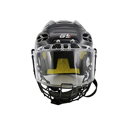 Ice Hockey Helmet & Face Mask Combos