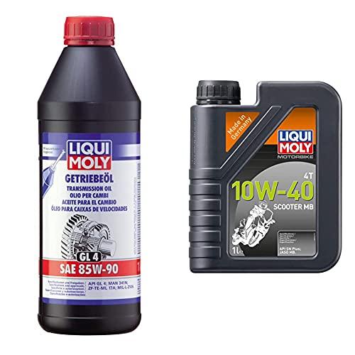 Liqui Moly 1030 Aceite Para El Cambio, Gl4, Sae, 85 W-90, 1...