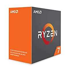 Requires a thermal solution sold separately Max Turbo Frequency 4.00 GHz ;  3.6 GHz Clock Speed 8 Cores/16 Threads UNLOCKED Cache: 4 MB/16 MB (L2/L3) Socket Type: AM4 Extended Frequency Range (XFR)