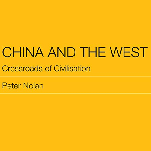 Couverture de China and the West