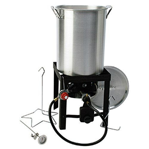 Check Out This Kamp Kitchen Turkey Fryer