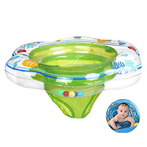 Schwimmring mit Schwimmsitz, Baby Schwimmring mit PVC für Kleinkind Schwimmhilfe Spielzeug Schwimmtrainer Classic Schwimmbad 6 Monaten bis 3 Jahren
