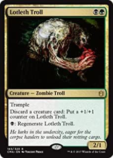 Wizards of the Coast Lotleth Troll - Commander Anthology