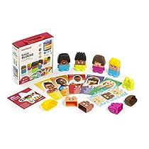 Miniland-Set-de-Personajes-con-Piezas-Intercambiables-para-Trabajar-Las-emociones-Multicolor-32350