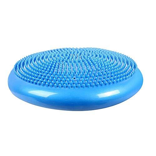 Haihah Pallina per Yoga, Cuscino per Massaggi Cuscino Addensante Pallone Anti-infortunio per l'allenamento. Sicuro e Resistente