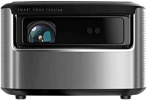 Proyector 1300 Full HD Soporte 4k TV Video con Android WiFi 3D Home Theater Smart Beamer Led Light