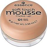 ESSENCE Soft Touch Mousse maquillaje 01 Matt Sand