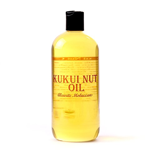 Mystic Moments Kukui, Nuss Carrier Oil 500 ml, 100%Pure