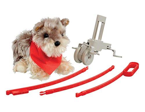 Snuggle Pets Cachorro de Perro de Juguete Que anda a tu Lado: Tanner, el pequeño Yorkshire