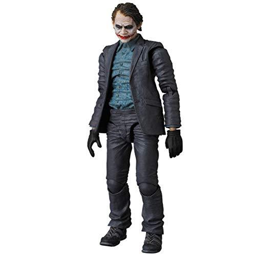 Joker Bank Robber (Batman-16cm Alto) Figura di Azione