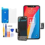 E-SUNG Trade for iPhone 11 Screen Replacement LCD Display Digitizer Touch Screen Assembly Tool 6.1in Complete Repair Kits for A2221 A2111 A2223