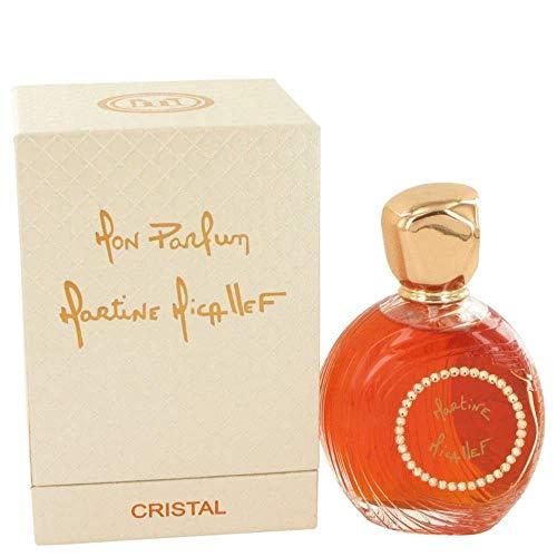 M.MICALLEF Mon Parfum Crystal EDP Vapo 100 ml, 1er Pack (1 x 100 ml)