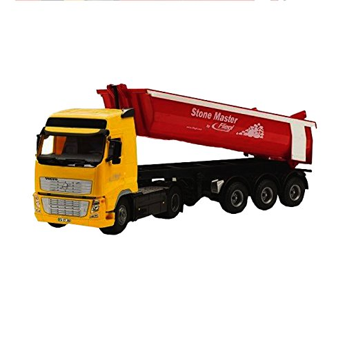 Dickie Toys - 203829005 - Véhicule - Volvo Stone Master