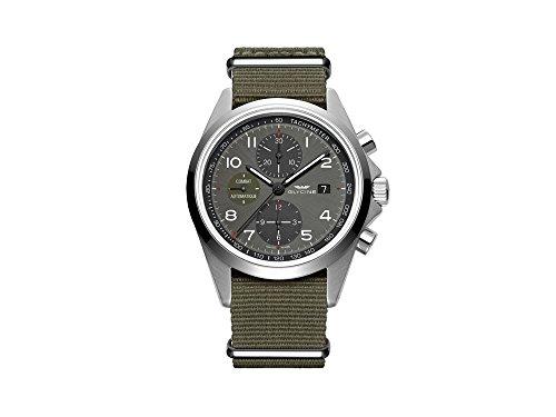 Glycine combat classic orologio Uomo Analogico Automatico con cinturino in Nylon GL0099
