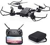 Powerextra Mini Drone con Videocamera per Bambini e Adulti -...