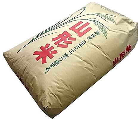 山形県産 ミルキークイーン 令和2年度産 (玄米 30kg, 7分づきに精米する。)
