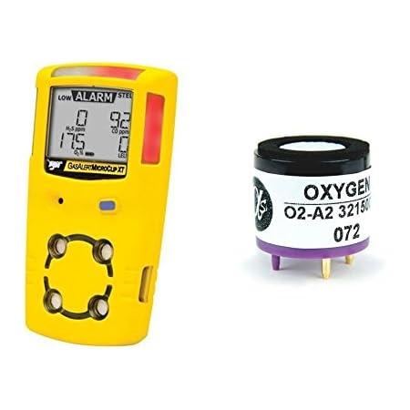 Oxygen sensors for Alphasen O2-A2 Capillary Flow Control Signal Process Sensor